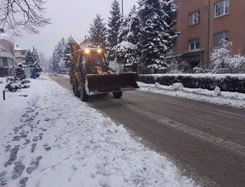 Informacija za zimsko održavanje lokalnih putova- sezona 2020/21 godina
