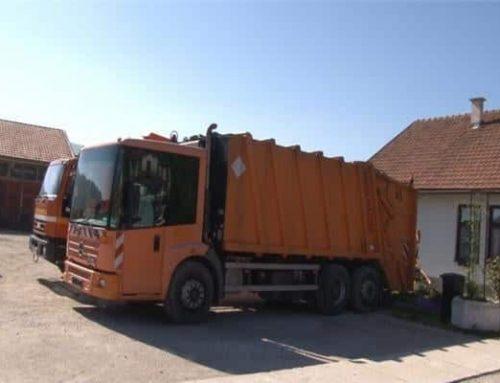 Informacija o odvozu otpada 16.1.2021.godine