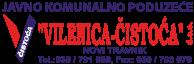 JKP Vilenica-Čistoća d.o.o. Novi Travnik Logo