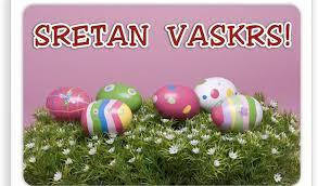 Sretan Vaskrs