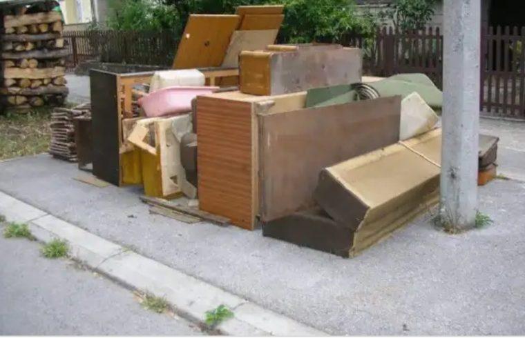 Plan prikupljanja kabastog otpada u gradskoj zoni